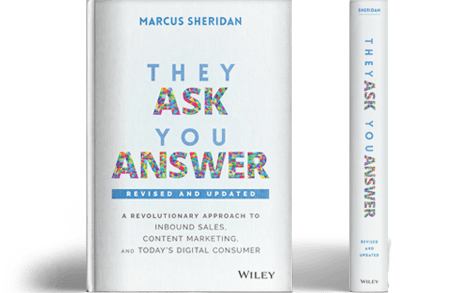 They Ask, you answer Marcus Sheridan